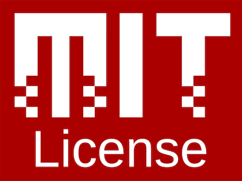 MIT license logo